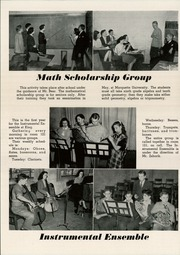 Page 72, 1947 Edition, Rufus King High School - Kings Crown Yearbook (Milwaukee, WI) online yearbook collection