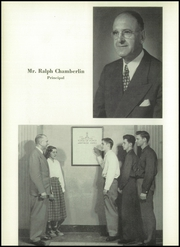 Page 12, 1952 Edition, Rufus King High School - Kings Crown Yearbook (Milwaukee, WI) online yearbook collection