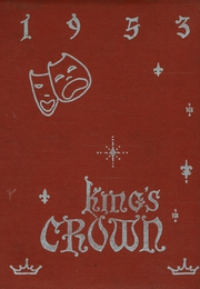 Rufus King High School - Kings Crown Yearbook (Milwaukee, WI) online yearbook collection, 1953 Edition, Page 1