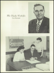 Page 12, 1953 Edition, Rufus King High School - Kings Crown Yearbook (Milwaukee, WI) online yearbook collection