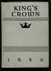 Page 1, 1956 Edition, Rufus King High School - Kings Crown Yearbook (Milwaukee, WI) online yearbook collection