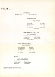 Page 11, 1956 Edition, Rufus King High School - Kings Crown Yearbook (Milwaukee, WI) online yearbook collection