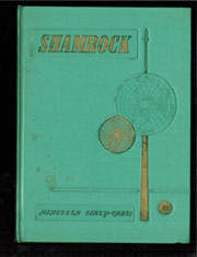 1963 Edition, St Thomas High School - Shamrock Yearbook (Ann Arbor, MI)