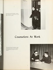 Page 11, 1963 Edition, St Thomas High School - Shamrock Yearbook (Ann Arbor, MI) online yearbook collection