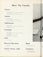 Page 12, 1963 Edition, St Thomas High School - Shamrock Yearbook (Ann Arbor, MI) online yearbook collection