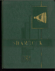 1964 Edition, St Thomas High School - Shamrock Yearbook (Ann Arbor, MI)
