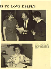 Page 13, 1970 Edition, St Thomas High School - Shamrock Yearbook (Ann Arbor, MI) online yearbook collection