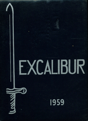 Page 1, 1959 Edition, Kimball High School - Excalibur Yearbook (Dallas, TX) online yearbook collection