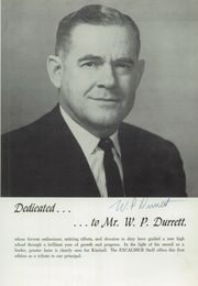 Page 11, 1959 Edition, Kimball High School - Excalibur Yearbook (Dallas, TX) online yearbook collection