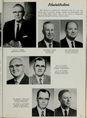 Page 15, 1963 Edition, Kimball High School - Excalibur Yearbook (Dallas, TX) online yearbook collection
