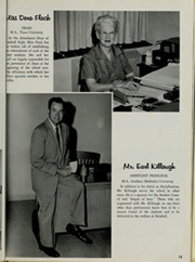 Page 17, 1963 Edition, Kimball High School - Excalibur Yearbook (Dallas, TX) online yearbook collection