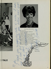 Page 7, 1963 Edition, Kimball High School - Excalibur Yearbook (Dallas, TX) online yearbook collection