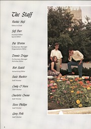 Page 10, 1970 Edition, Kimball High School - Excalibur Yearbook (Dallas, TX) online yearbook collection