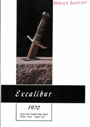 Page 5, 1970 Edition, Kimball High School - Excalibur Yearbook (Dallas, TX) online yearbook collection