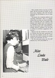 Page 8, 1970 Edition, Kimball High School - Excalibur Yearbook (Dallas, TX) online yearbook collection