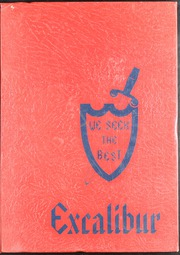 1971 Edition, Kimball High School - Excalibur Yearbook (Dallas, TX)
