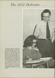 Page 6, 1972 Edition, Kimball High School - Excalibur Yearbook (Dallas, TX) online yearbook collection