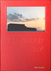 1977 Edition, Kimball High School - Excalibur Yearbook (Dallas, TX)