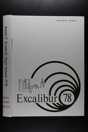 1978 Edition, Kimball High School - Excalibur Yearbook (Dallas, TX)