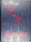 1979 Edition, Kimball High School - Excalibur Yearbook (Dallas, TX)