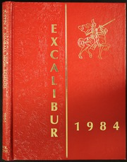 1984 Edition, Kimball High School - Excalibur Yearbook (Dallas, TX)