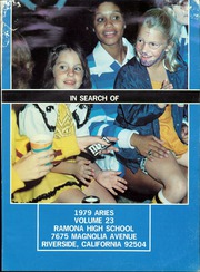 Page 15, 1979 Edition, Ramona High School - Aries Yearbook (Riverside, CA) online yearbook collection