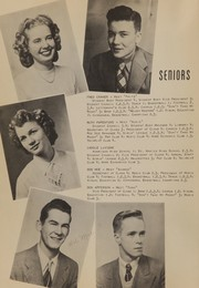 Page 14, 1950 Edition, St Maries High School - Lumberjack Yearbook (St Maries, ID) online yearbook collection