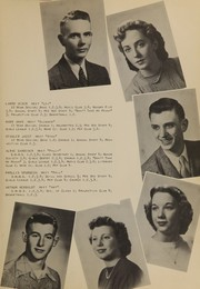 Page 15, 1950 Edition, St Maries High School - Lumberjack Yearbook (St Maries, ID) online yearbook collection