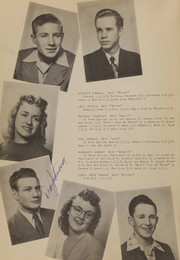 Page 16, 1950 Edition, St Maries High School - Lumberjack Yearbook (St Maries, ID) online yearbook collection