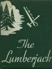 1951 Edition, St Maries High School - Lumberjack Yearbook (St Maries, ID)