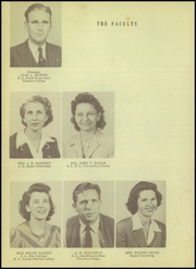 Page 12, 1945 Edition, French High School - Buffalo Yearbook (Beaumont, TX) online yearbook collection