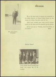Page 14, 1945 Edition, French High School - Buffalo Yearbook (Beaumont, TX) online yearbook collection