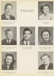 Page 14, 1950 Edition, French High School - Buffalo Yearbook (Beaumont, TX) online yearbook collection