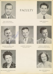 Page 15, 1950 Edition, French High School - Buffalo Yearbook (Beaumont, TX) online yearbook collection