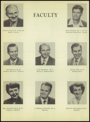 Page 14, 1952 Edition, French High School - Buffalo Yearbook (Beaumont, TX) online yearbook collection