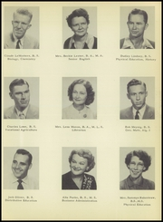 Page 15, 1952 Edition, French High School - Buffalo Yearbook (Beaumont, TX) online yearbook collection