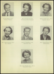 Page 16, 1952 Edition, French High School - Buffalo Yearbook (Beaumont, TX) online yearbook collection