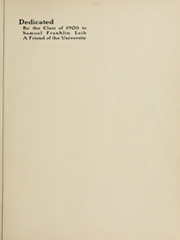 Page 15, 1903 Edition, Stanford University - Quad Yearbook (Palo Alto, CA) online yearbook collection