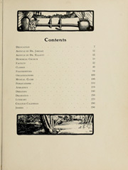 Page 17, 1903 Edition, Stanford University - Quad Yearbook (Palo Alto, CA) online yearbook collection