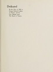 Page 11, 1905 Edition, Stanford University - Quad Yearbook (Palo Alto, CA) online yearbook collection