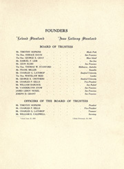 Page 17, 1912 Edition, Stanford University - Quad Yearbook (Palo Alto, CA) online yearbook collection