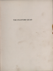Page 4, 1916 Edition, Stanford University - Quad Yearbook (Palo Alto, CA) online yearbook collection