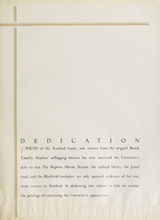 Page 11, 1932 Edition, Stanford University - Quad Yearbook (Palo Alto, CA) online yearbook collection