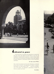 Page 8, 1940 Edition, Stanford University - Quad Yearbook (Palo Alto, CA) online yearbook collection