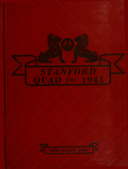Stanford University - Quad Yearbook (Palo Alto, CA) online yearbook collection, 1941 Edition, Page 1
