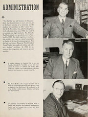 Page 13, 1946 Edition, Stanford University - Quad Yearbook (Palo Alto, CA) online yearbook collection