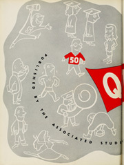 Page 6, 1950 Edition, Stanford University - Quad Yearbook (Palo Alto, CA) online yearbook collection