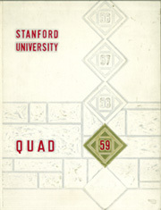 Stanford University - Quad Yearbook (Palo Alto, CA) online yearbook collection, 1959 Edition, Page 1