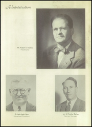Page 11, 1954 Edition, Robert Louis Stevenson High School - Spyglass Yearbook (Pebble Beach, CA) online yearbook collection