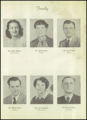 Page 13, 1954 Edition, Robert Louis Stevenson High School - Spyglass Yearbook (Pebble Beach, CA) online yearbook collection